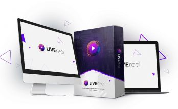 LIVEreel Review and Demo